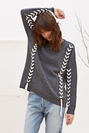 Charli Soraya Sweater Tops