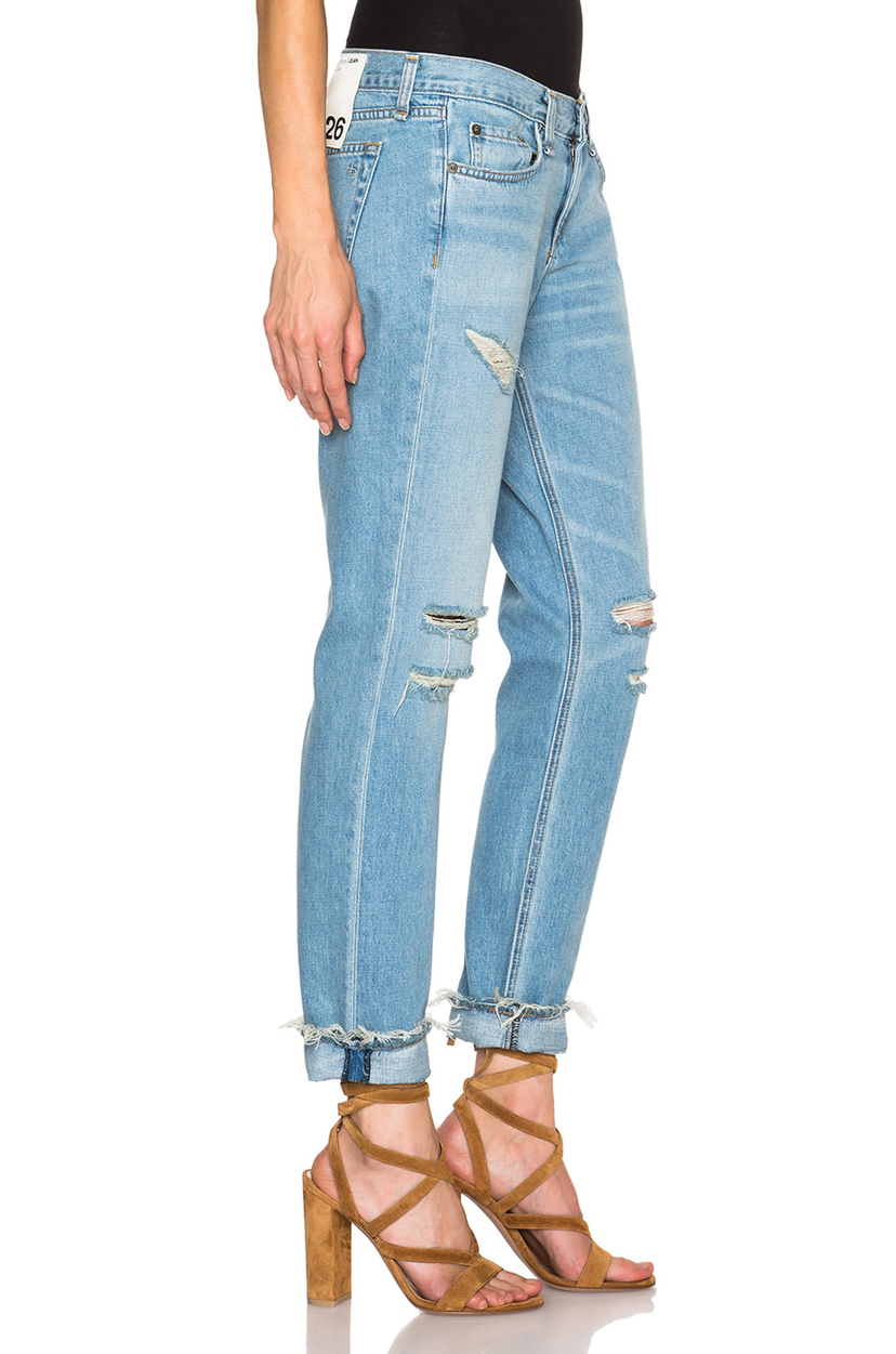 rag & bone Boyfriend Jean - Abingdon Pants