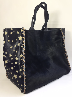 Let & Her Aztec Big - Navy/Star Bags