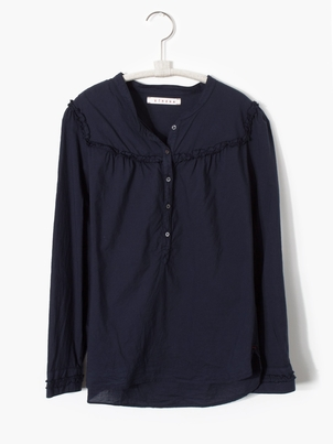 Xírena Grace Top - Midnight Blue Tops