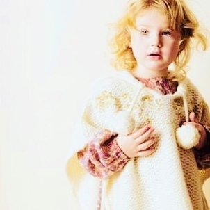 Beautiful sweater ... beautiful child. Louis Louise at Tiny.