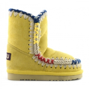 Mou Eskimo 24 Color Pop - Olive Yellow