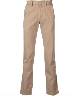Save Khaki United LIGHT TWILL TROUSER Men's