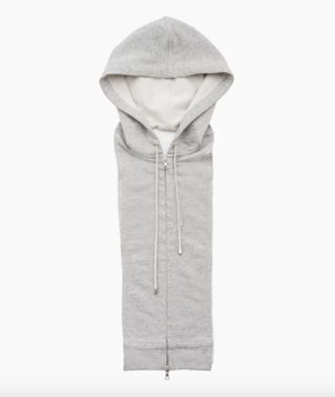 Veronica Beard Hoodie Dickey - Grey Outerwear