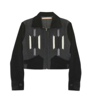 Bliss and Mischief El Paso Cropped Jacket Outerwear