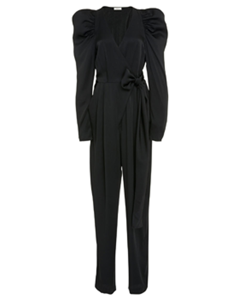 A.L.C. A.L.C. Black Christian Jumpsuit Jumpsuits / Rompers