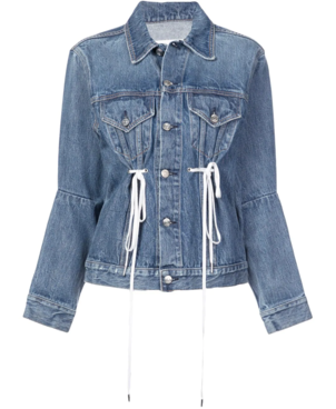 Proenza Schouler Denim Jacket Outerwear