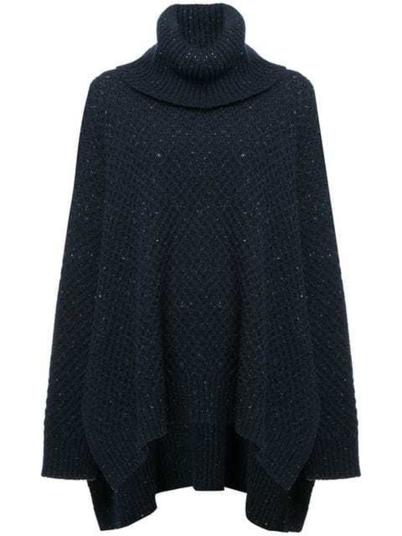Adam Lippes Adam Lippes - Roll-Neck Slouched Sweater
