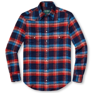 Gitman Vintage WYOMING TRIPLE FLANNEL Men's