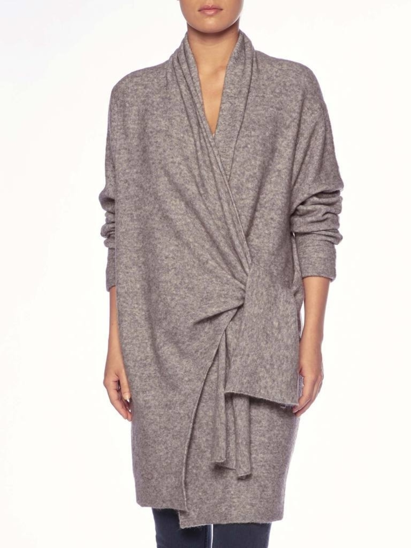 Brochu Walker Miran Wrap (Originally $628) Outerwear Sale Tops