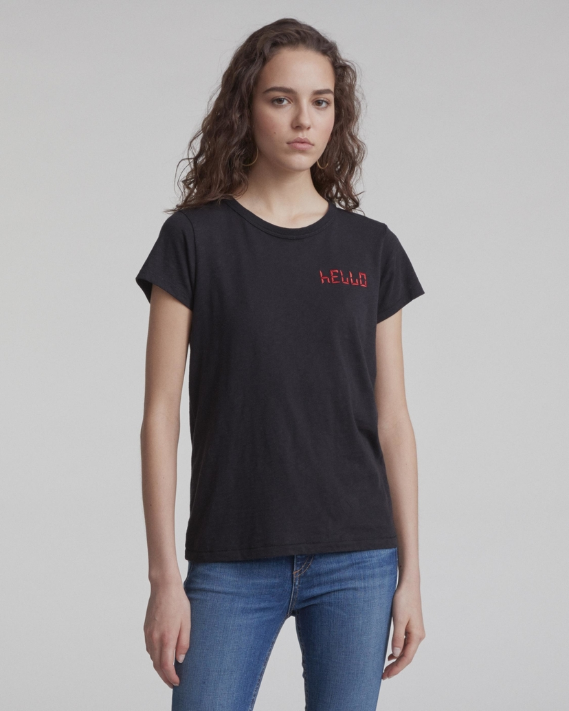 rag & bone Hello Tee Tops
