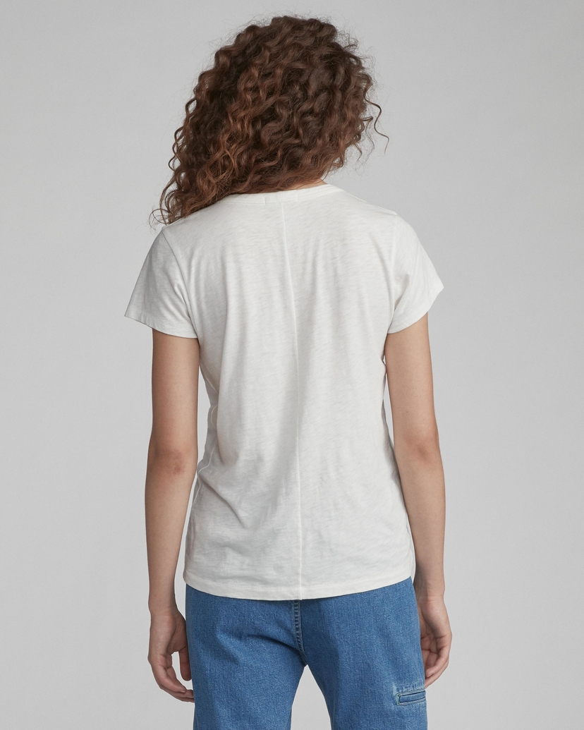 rag & bone Lips Tee Tops