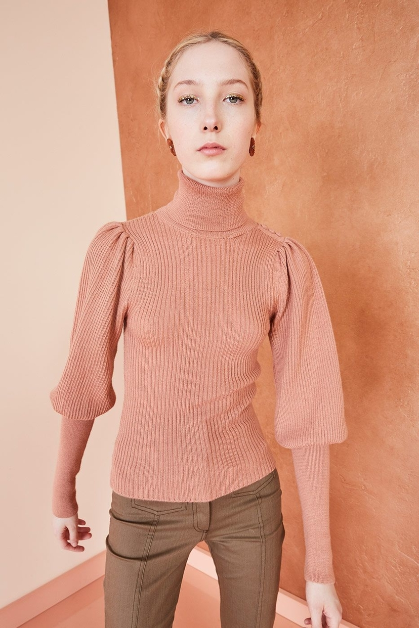 Ulla Johnson Brynn Turtleneck Tops