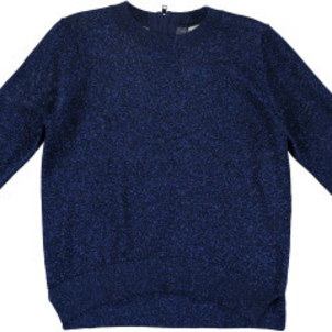 Stella McCartney Jewel Girls Lurex Pullover