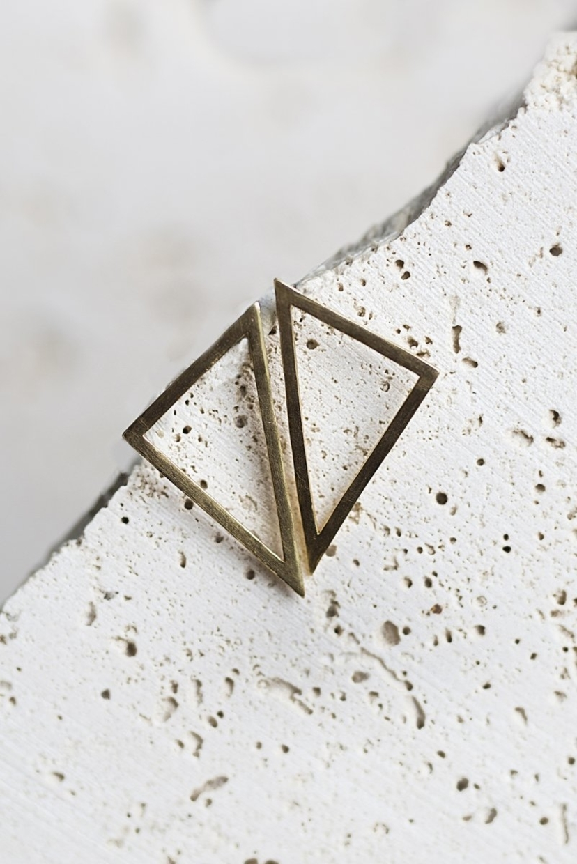 Joya All the Angles Earrings Jewelry