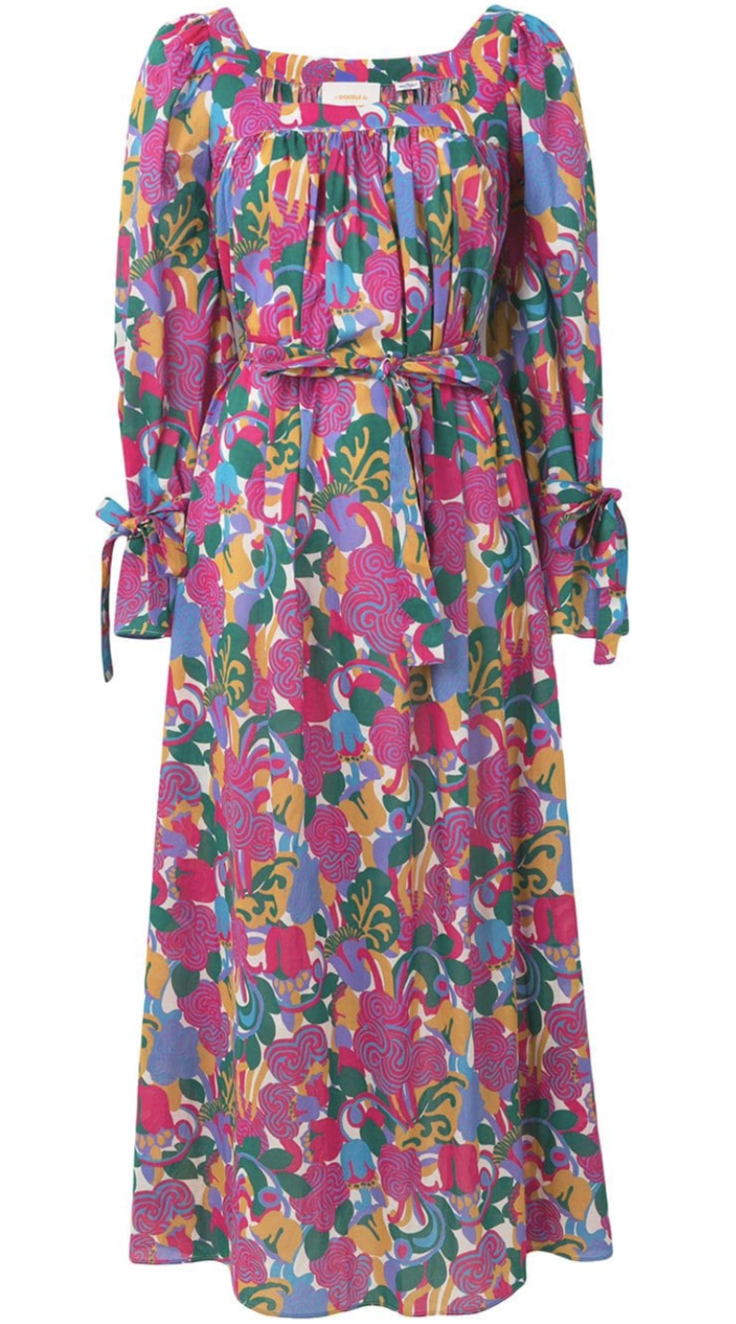 La Double J After Swim Dress in Zoo Rosa (Originally $775) Dresses Sale