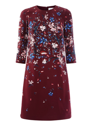 Erdem Emma Mini Shift Dress Dresses