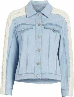 Tanya Taylor Percy Jacket Outerwear