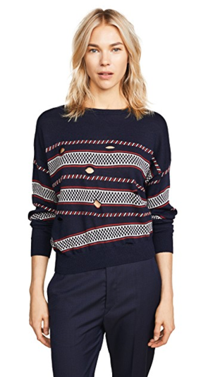 Isabel Marant Étoile Casey Sweater - Midnight Tops