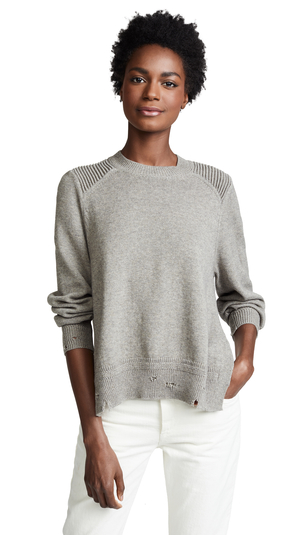 Isabel Marant Étoile Kalia Sweater - Grey Tops