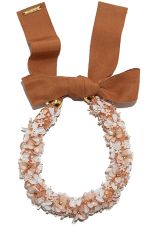 Lizzie Fortunato Flower District Collar Jewelry