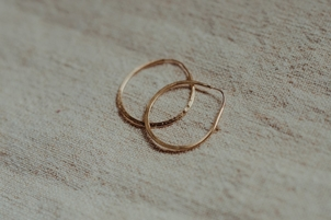 Takara Small Circle Hoops Jewelry