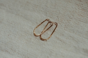 Takara Small Oval Hoops Jewelry