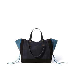 Jerome Dreyfuss Georges - Caviar Blue Bags