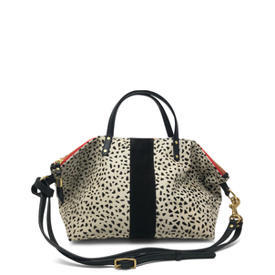 Kempton Co Devon Holdall in Cheetah Print Bags