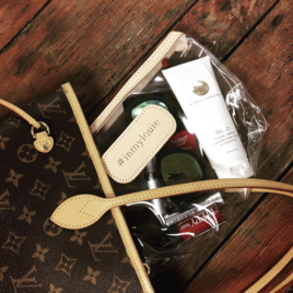 #inmylouie Pouch