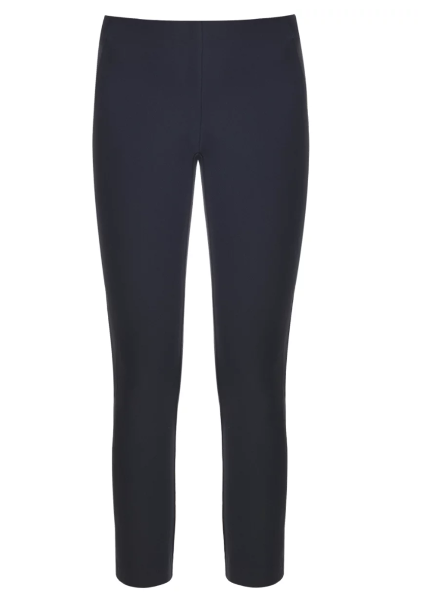 Veronica Beard Back Zip Scuba Pant Pants