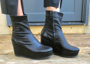 Pedro García Wedge Ankle Boot Shoes