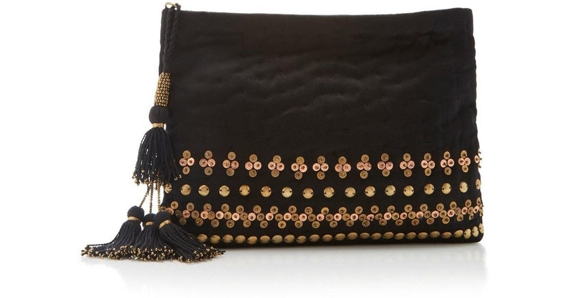 Ulla Johnson Aras Clutch Bags