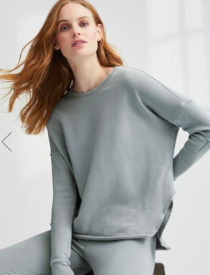 Frank & Eileen Relaxed Long Sleeve Sweatshirt Tops