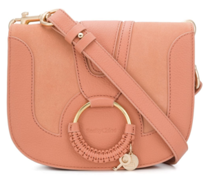 See by Chloé Suede and Leather Crossbody (Originally $420) Bags Sale