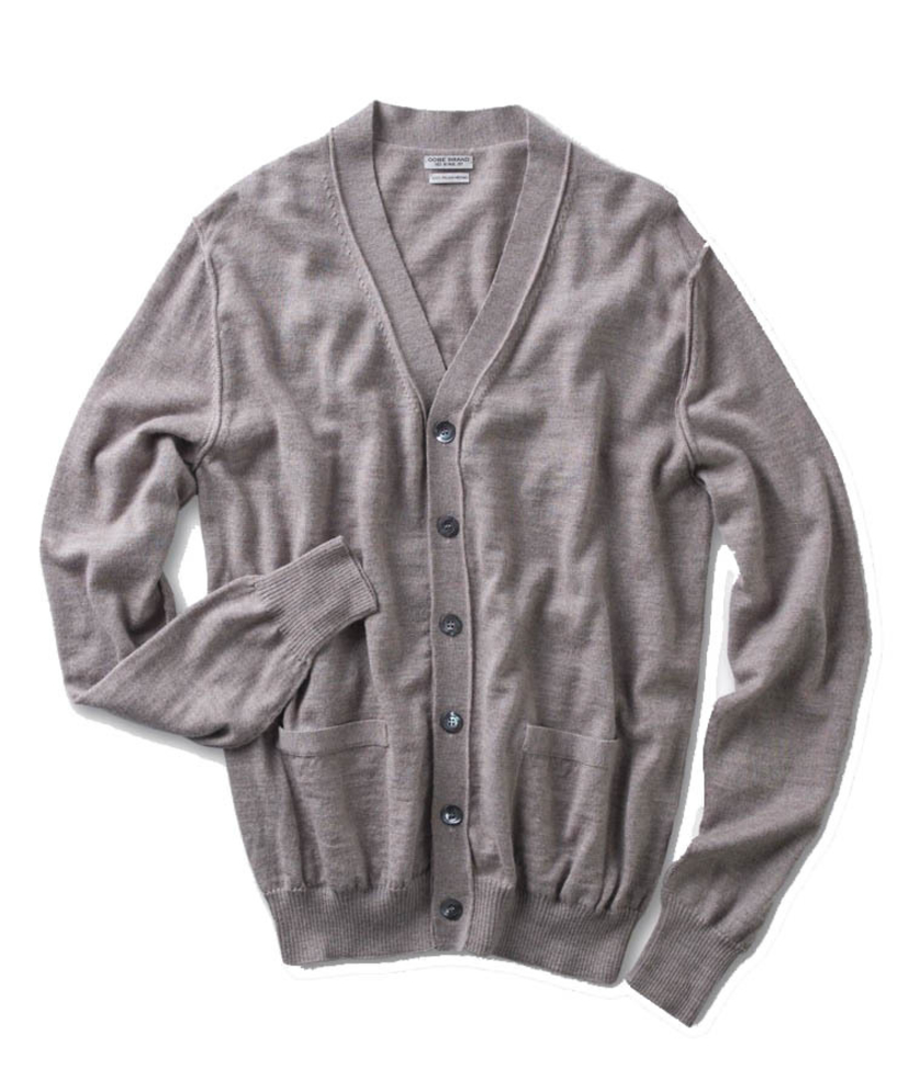OOBE RADCLIFFE CARDIGAN (Originally $198) Men's