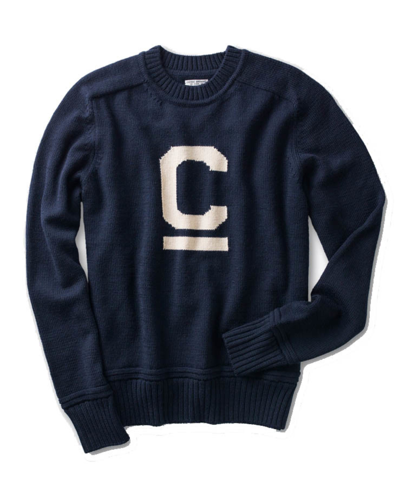 OOBE CHARLESTON CREW SWEATER (Originally $298) Men's