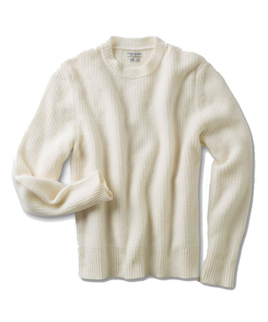 OOBE KNOTT STITCH CREW SWEATER (Originally $228) Men's