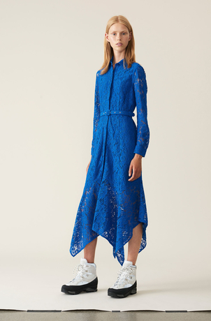 Ganni Everdale Dress Dresses