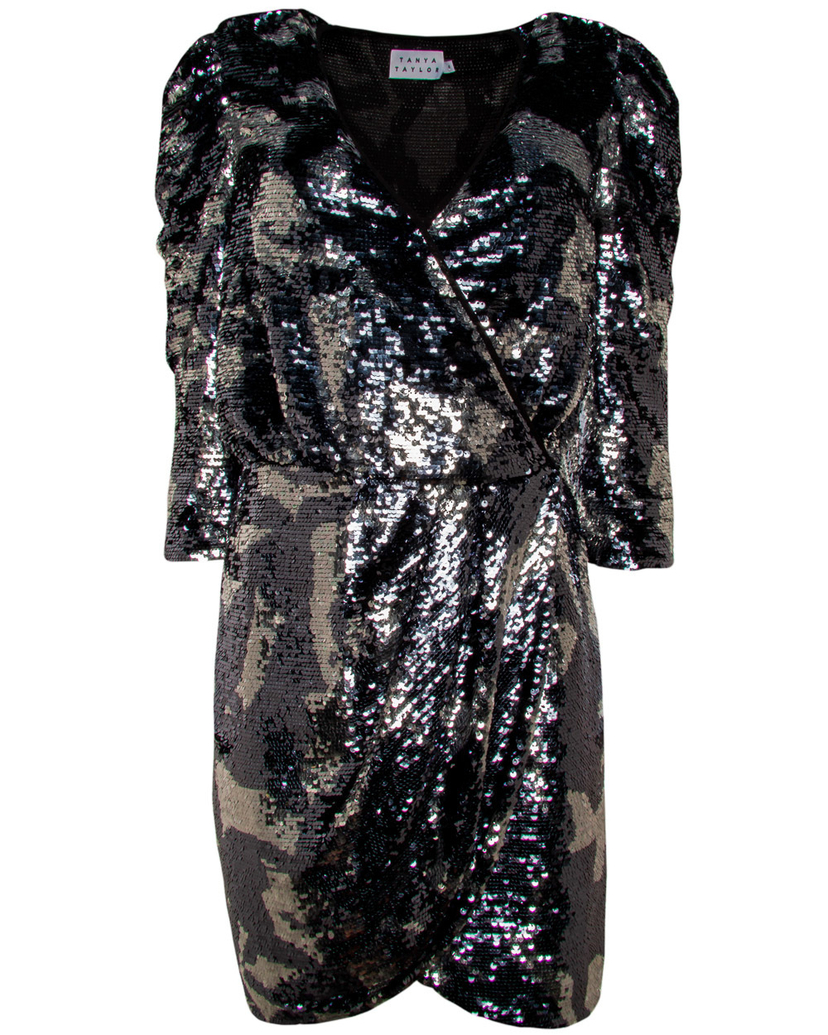 Tanya Taylor Tanya Taylor Sequined Zoey Dress Dresses