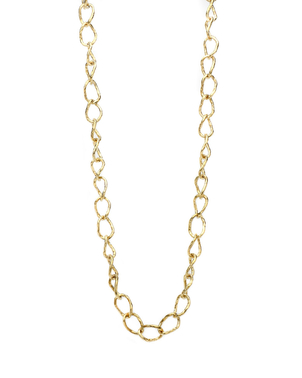 Ashley Pittman Ashley Pittman Sihiri Bronze Link Necklac Jewelry