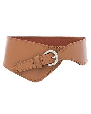 Linea Pelle Linea Pelle Asymmetrical Belt Accessories