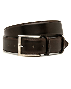 Bontoni Bontoni Cioccolato Scuro Mascalzone Belt Accessories