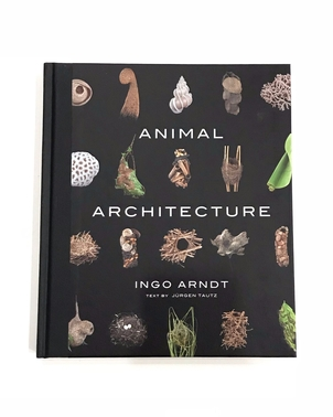 Twine + Twig Coffee Table Book | Animal Architecture Home decor