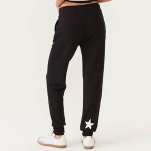 MONROW Monrow Sporty Star Sweats Pants