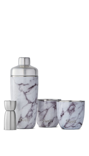 S'well S'well Cocktail Kit - White Marble