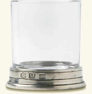 MATCH Pewter Neat Shot Glass