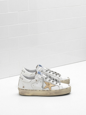 Golden Goose Deluxe Brand Hi-Star Sneaker Shoes