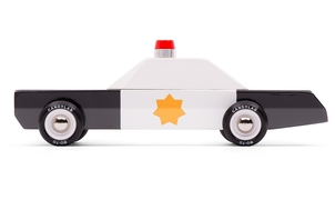 Candy Lab Toys POLICE CRUISER Men's