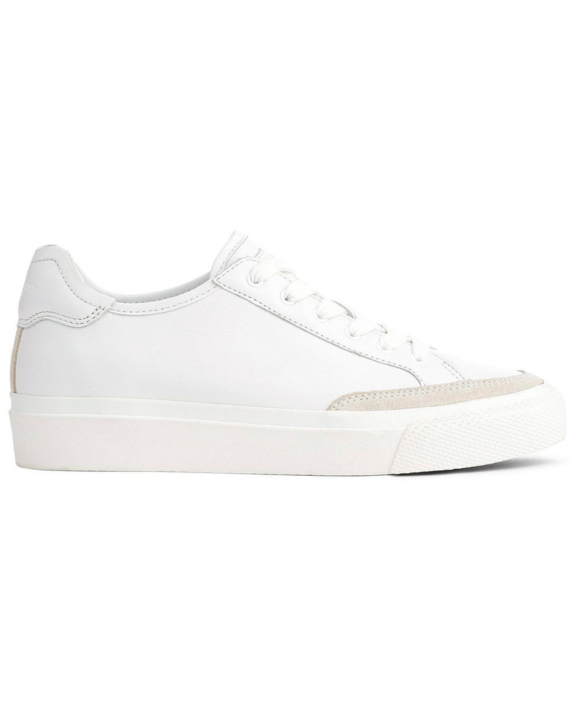 rag & bone Rag & Bone White Army Low Sneaker Shoes
